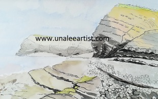 Kilve watercolour